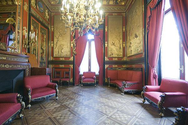 Palacio de Linares interior