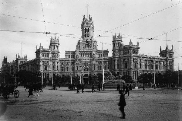 Antonio Palacios Homenaje Madrid