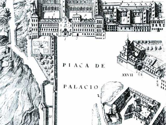 Convento de San Gil Madrid