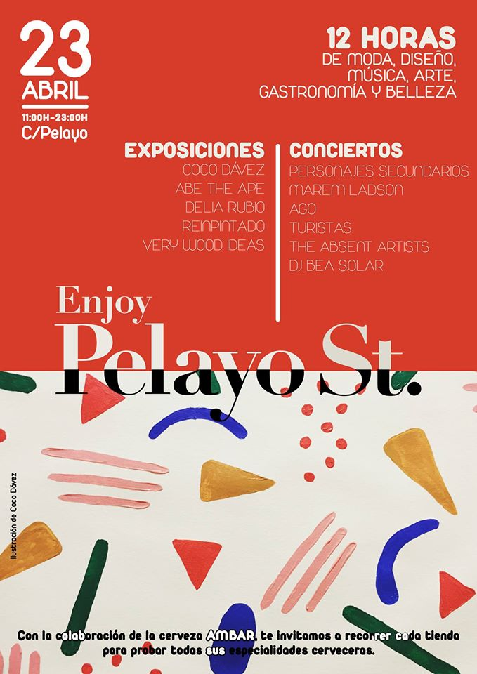 Enjoy Pelayo Festival