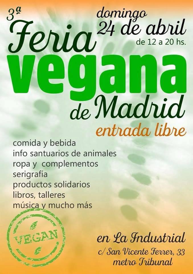 Feria Vegana Madrid