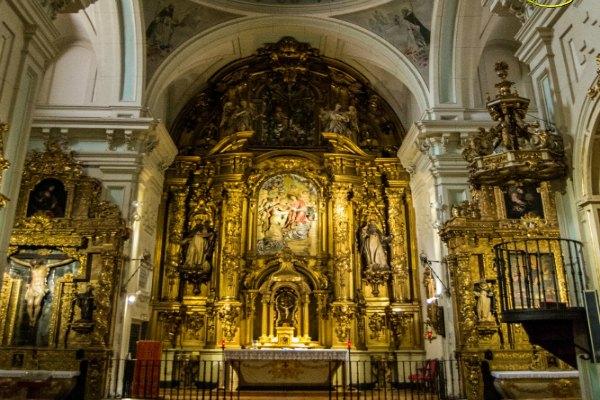 Trinitarias - Cervantes-Madrid