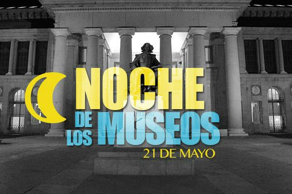 21 mayo. Noche de los museos Madrid