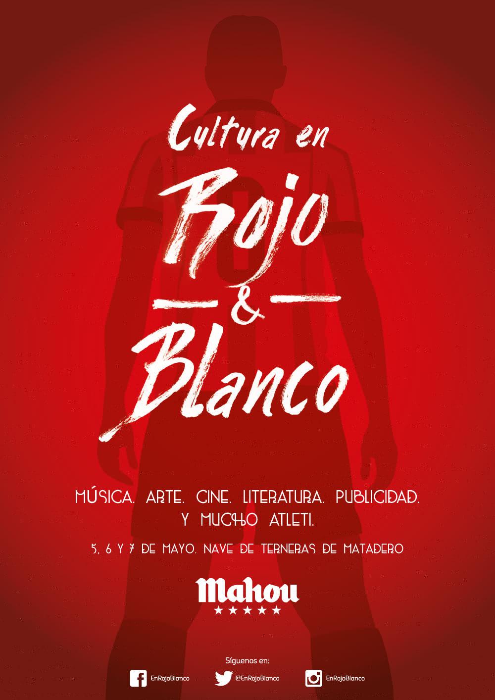 Cultura en Rojo y Blanco