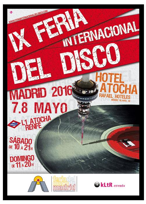 Feria Internacional del disco madrid