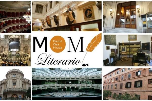 Del 3 al 5 de junio. Programa cultural: Madrid otra Mirada Literario