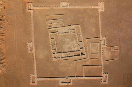 Palacio de Mleiha