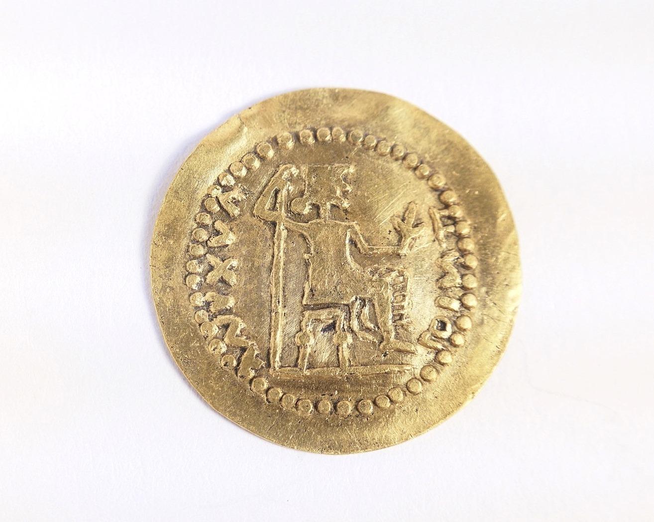 Moneda de oro (14-27)