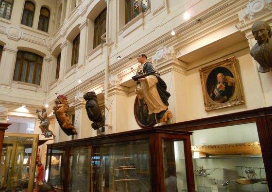 salamascarones Museo Naval
