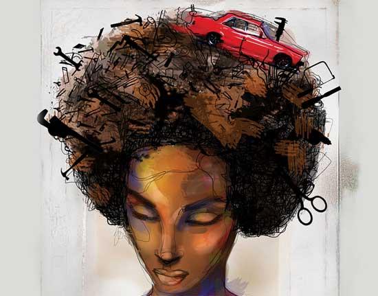 Cine Africano mujeres