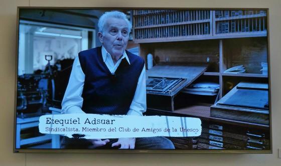 audiovisual. LEtras Clandestinas