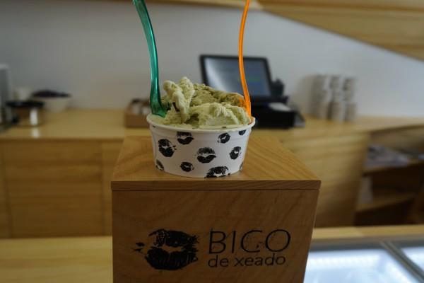 Bico de xeado Madrid