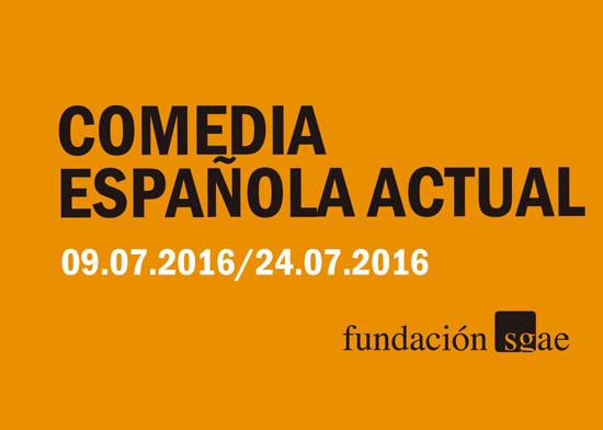 Ciclo de cine Comedia_Espanola_Actual