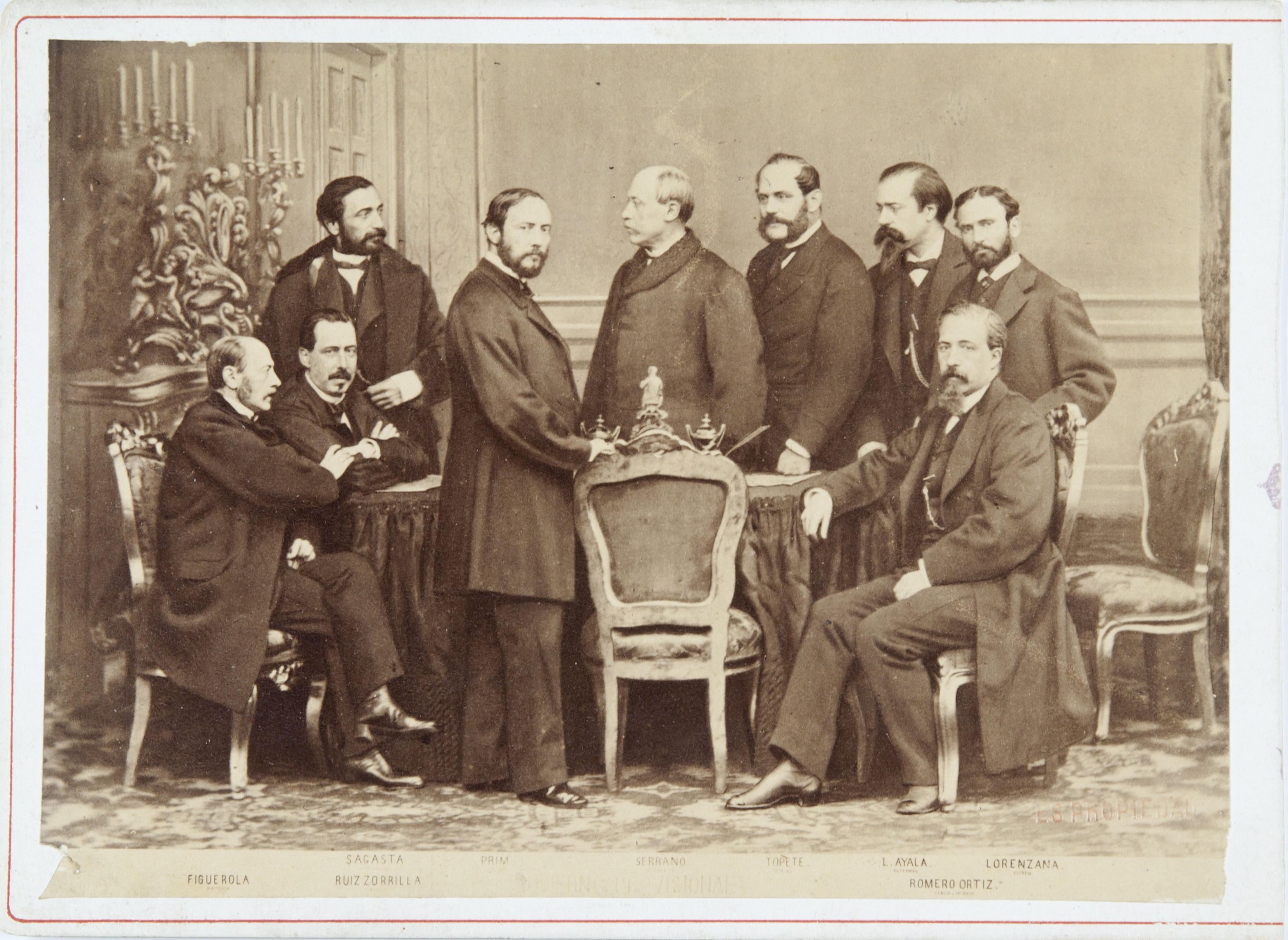 Foto Laurent Gobierno Provisional