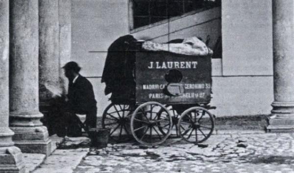 Jean Laurent, el fotógrafo francés que retrató la España del siglo XIX