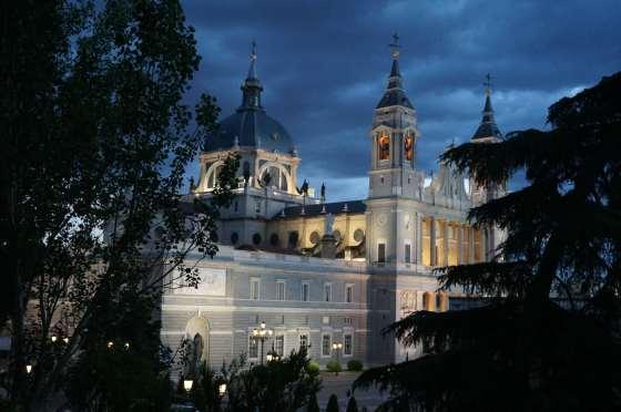 Palacio Real y Almudena