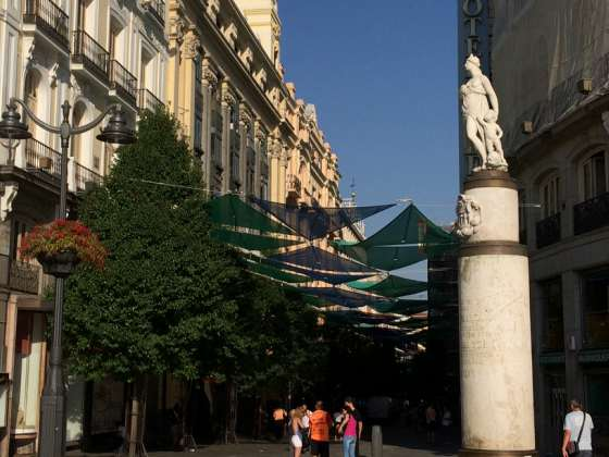 Puerta del Sol- Mariblanca