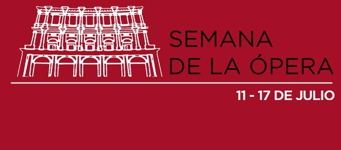 Semana de la Opera Madrid