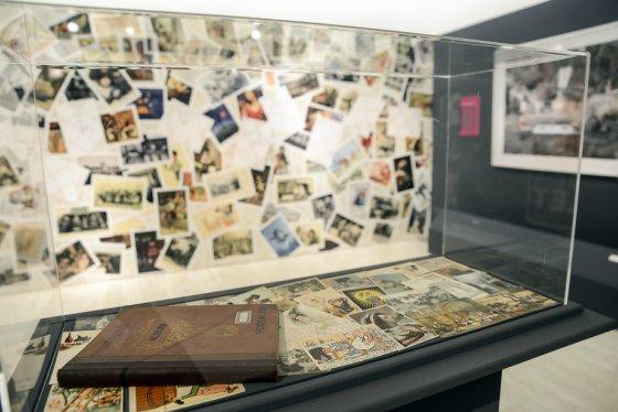 Exposicion en Vivanco Museo del Vino