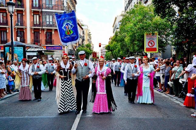Fiestas La Paloma