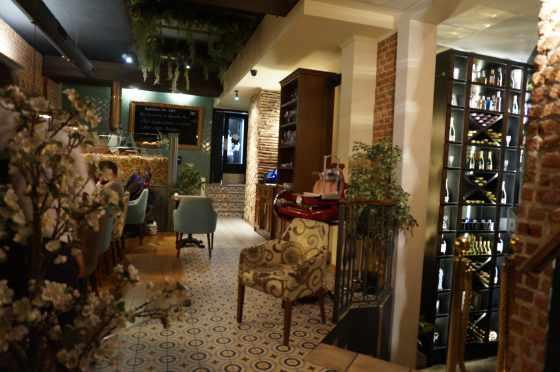 Restaurante ITaliano-Flavia Madrid