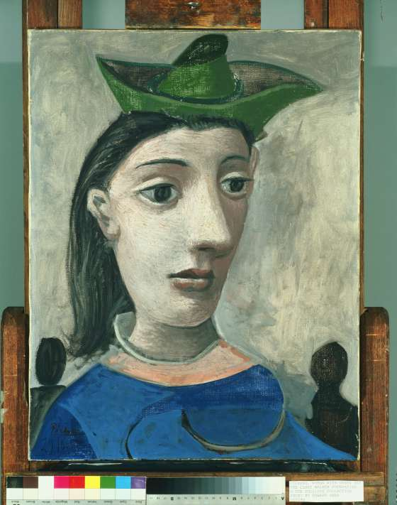 pablo-picasso-mujer-con-sombrero-verde-1939-the-phillips-collection-washington-dc-c-sucesion-pablo-picasso-vegap-madri