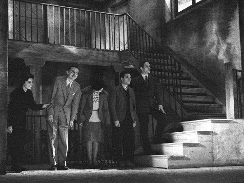 historia-de-una-escalera-buero-estreno