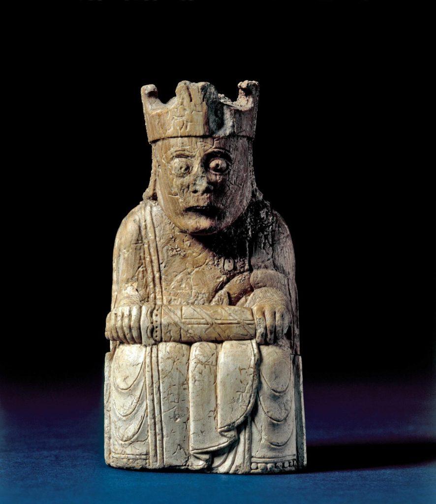 rey-del-juego-de-ajedrez-de-lewis
