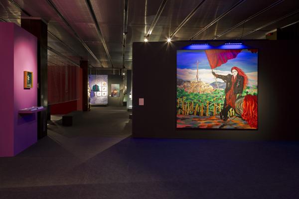 El Museo del Traje recupera la figura de Tino Casal a través de una exposición