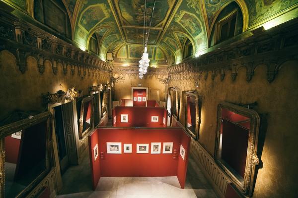 Descubriendo a M.C Escher en el Palacio de Gaviria