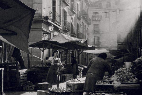 El Madrid de 1955 retratado por el fotógrafo Cas Oorthuys