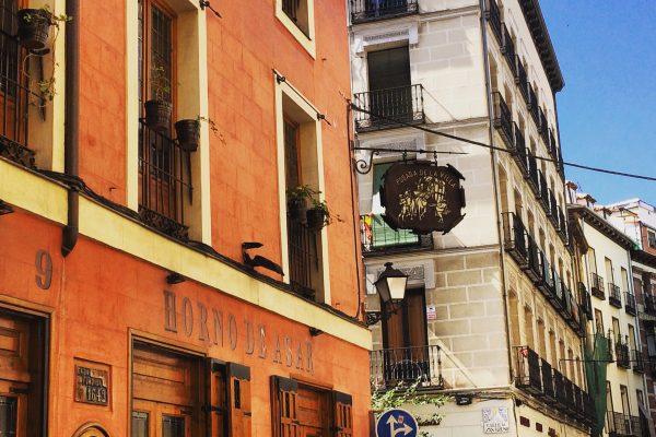 Hoteles en Madrid con mucha historia