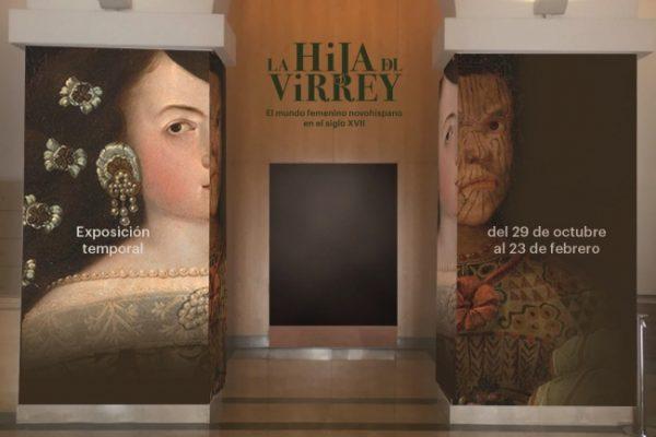 El Museo de América presenta la exposición 'La Hija del Virrey. El mundo femenino novohispano en el siglo XVII'