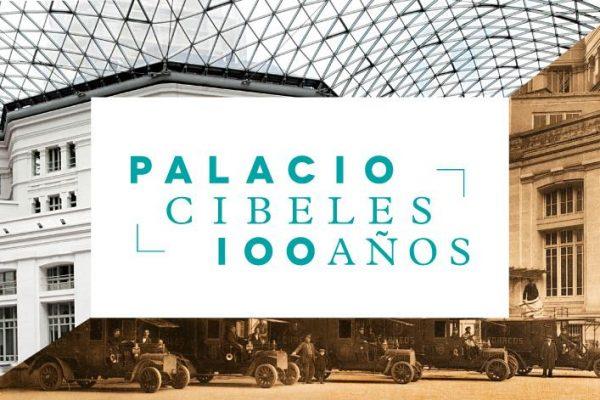 El Palacio de Cibeles celebra su centenario