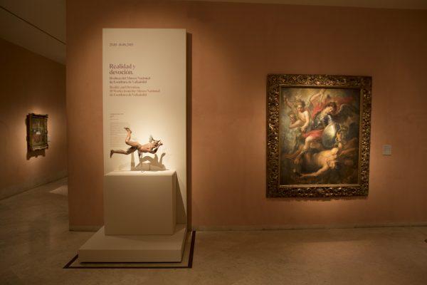 Diez obras del Museo Nacional de Escultura de Valladolid dialogan con obras del Museo Thyssen