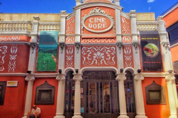 Localizaciones populares de Madrid en el cine