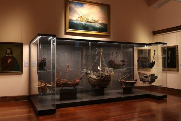 El Museo Naval abre sus puertas el próximo 17 de octubre